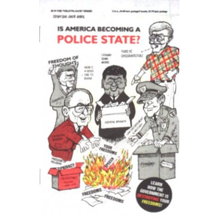 Gran'pa Jack 8 - Is America Becoming a Police State