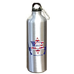 The JPFO Water Bottle