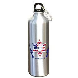 The JPFO Water Bottle