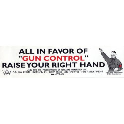 'All in Favor of Gun...