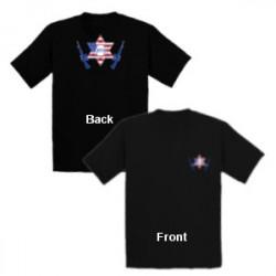 JPFO T-Shirt Black