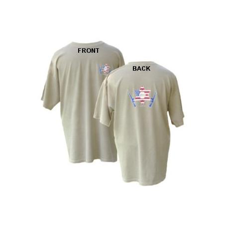 JPFO T-Shirt Tan
